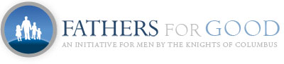 fathers for good logo